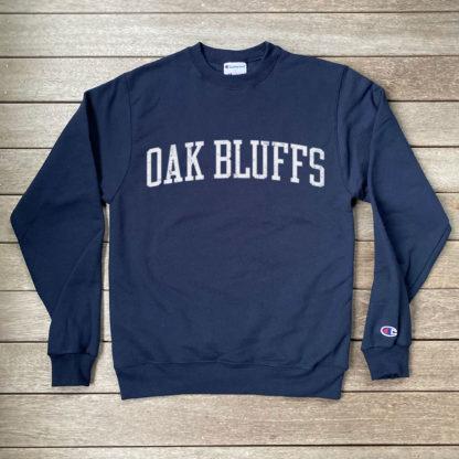 Navy Oak Bluffs Crew